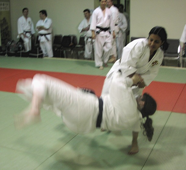 Godorenshu at Huronia Branch, Aug. 2005